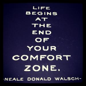Comfort Zone 4