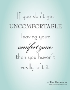 comfort zone 5