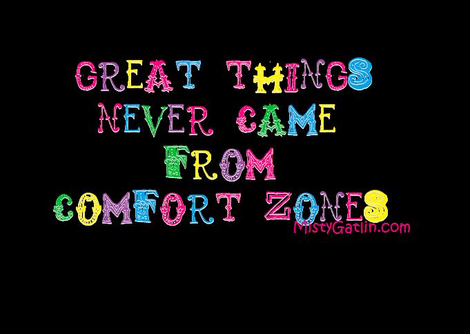 Comfort zone 1b
