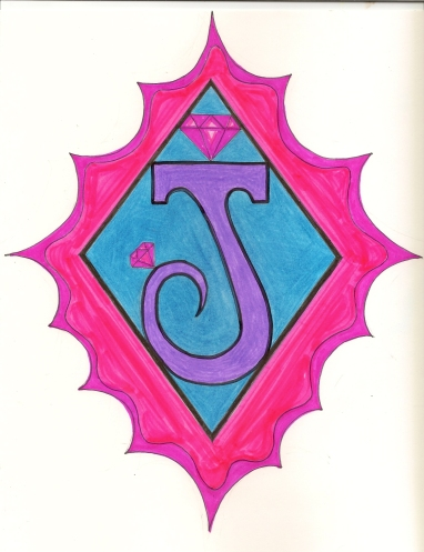 Jewel of Light Symbol  © Charla Pavlik and Fearfully Made Ministries, LLC 2014