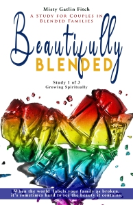 Beautifully Blended 1 Cover